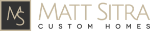 Matt Sitra Custom Homes Logo Copy