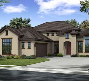 Aliso Texas Tudor Preview